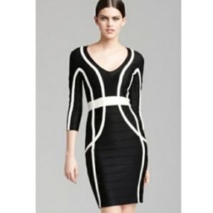 ⚡SALE⚡French Collection bandage dress